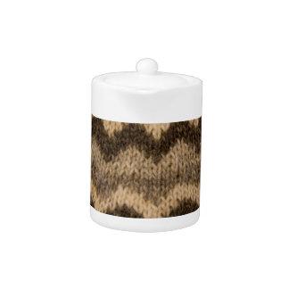 Icelandic wool pattern