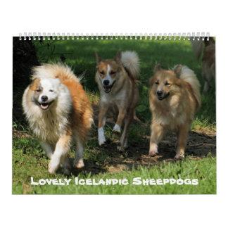 IcelandicSheepdog20151001 Calendar