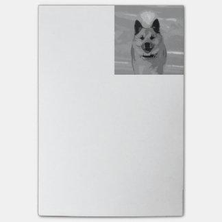 IcelandicSheepdog20151203 Post-it® Notes