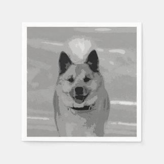 IcelandicSheepdog20151203 Servilleta Desechable