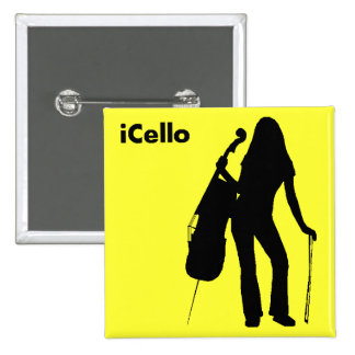 ICello Pin (yellow)