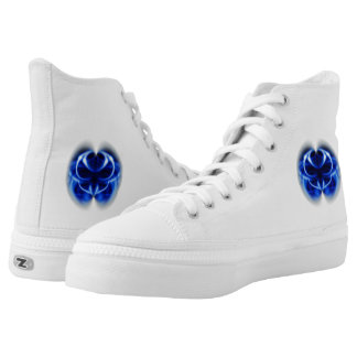 Iceman 2 printed shoes