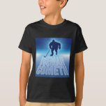 Iceman Cometh (hockey) Playera