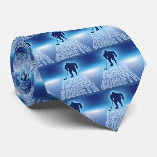 Iceman Cometh (Hockey) Tie