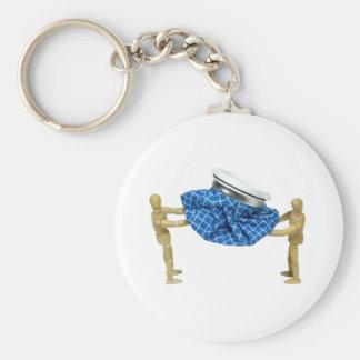 IcePacktoRescue032710 Basic Round Button Keychain