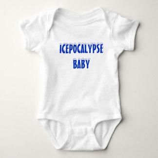 Icepocalypse Baby Baby Bodysuit