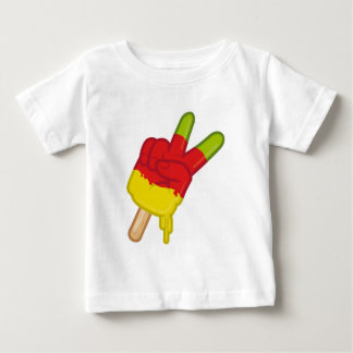 Icepop Peace Tee Shirt
