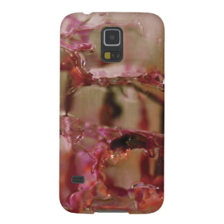 Icescape Abstract Photography Galaxy S5 Case