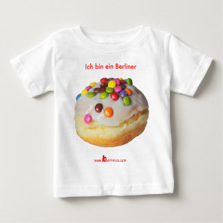 Ich bin ein Berliner Baby T-Shirt