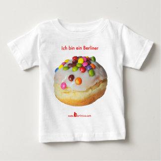 Ich bin ein Berliner Infant T-shirt