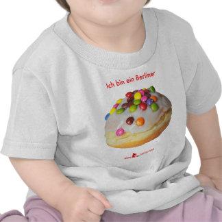 Ich bin ein Berliner T-shirts