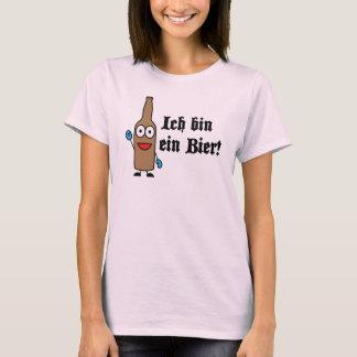 Ich Bin Ein Bier T-Shirt