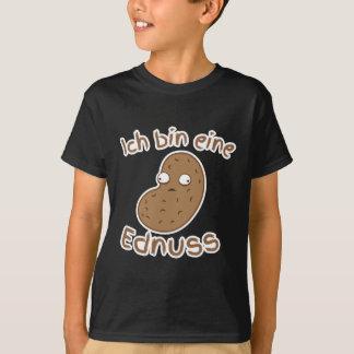 Ich bin eine Erdnuss I'm a peanut GERMAN T-Shirt