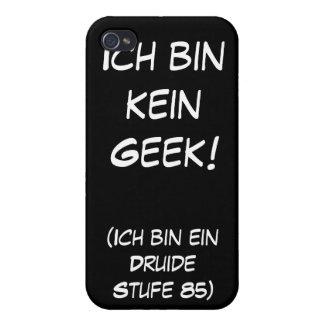 Ich bin kein Geek! Cases For iPhone 4