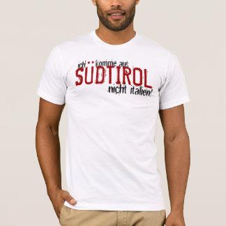 Ich komme aus Südtirol nicht Italien! T-Shirt