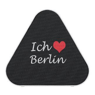 Ich liebe  Berlin  ,I love Berlin Bluetooth Speaker