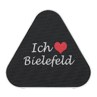 Ich liebe  Bielefeld  ,I love Bielefeld Bluetooth Speaker