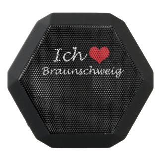 Ich liebe  Braunschweig  ,I love Braunschweig Black Bluetooth Speaker