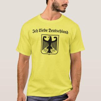 Ich Liebe Deutschland T-Shirt