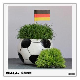 Ich liebe Deutschland! Wall Sticker