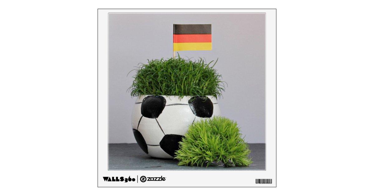 ich liebe deutschland wall sticker zazzle. Black Bedroom Furniture Sets. Home Design Ideas