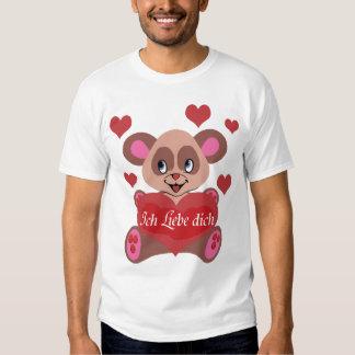 Ich Liebe Dich Tshirt