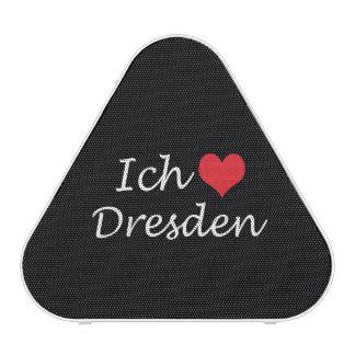 Ich liebe  Dresden  ,I love Dresden Bluetooth Speaker
