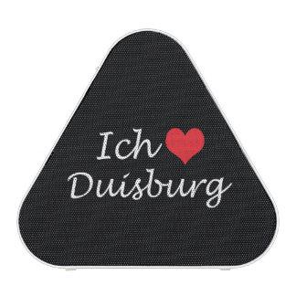 Ich liebe  Duisburg  ,I love Duisburg Bluetooth Speaker