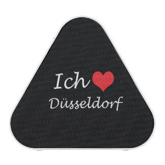 Ich liebe  Dusseldorf  ,I love Dusseldorf Bluetooth Speaker