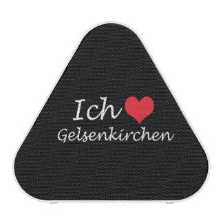 Ich liebe  Gelsenkirchen  ,I love Gelsenkirchen Bluetooth Speaker