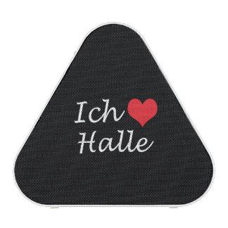 Ich liebe  Halle  ,I love Halle Bluetooth Speaker