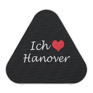 Ich liebe  Hanover  ,I love Hanover Bluetooth Speaker
