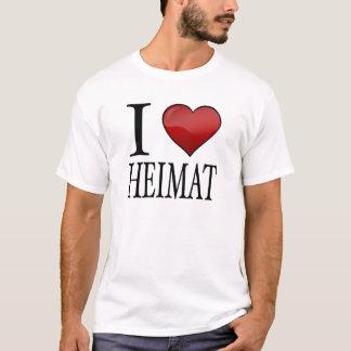 Ich Liebe Heimat T-Shirt