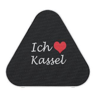 Ich liebe  Kassel  ,I love Kassel Bluetooth Speaker