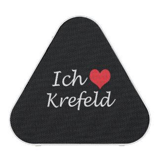 Ich liebe  Krefeld  ,I love Krefeld Bluetooth Speaker