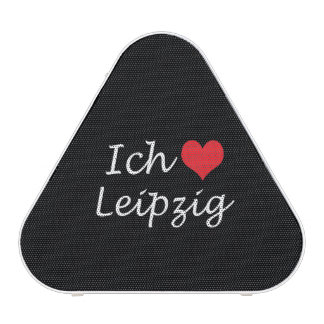 Ich liebe  Leipzig  ,I love Leipzig Bluetooth Speaker