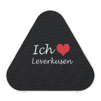 Ich liebe  Leverkusen  ,I love Leverkusen Bluetooth Speaker