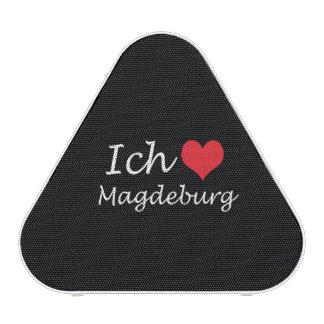 Ich liebe  Magdeburg  ,I love Magdeburg Bluetooth Speaker