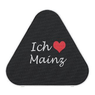 Ich liebe  Mainz  ,I love Mainz Bluetooth Speaker