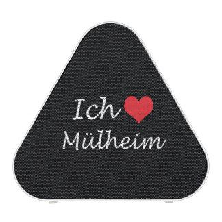 Ich liebe  Mulheim  ,I love Mulheim Bluetooth Speaker