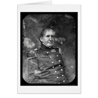 Ichabod Crane Daguerreotype 1848 Card