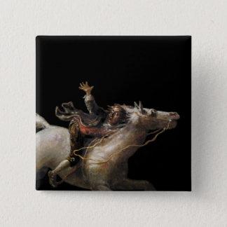 Ichabod Crane of Sleepy Hollow Pinback Button