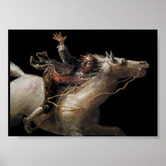 Ichabod Crane of Sleepy Hollow Poster