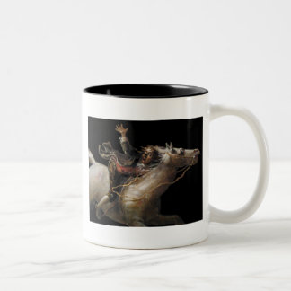 Ichabod Crane of Sleepy Hollow Two-Tone Coffee Mug