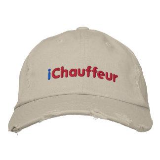iChauffeur, Customize Me! Baseball Cap