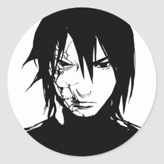 Ichi Kanoe character range Classic Round Sticker