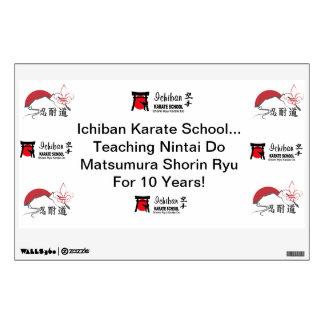 ichiban wall sticker 1