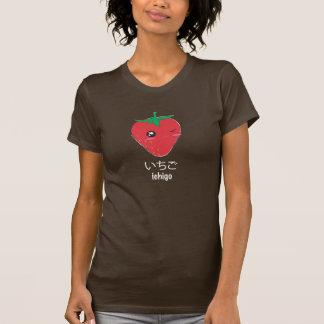 ichigo del kawaii - la fresa aprende la camiseta