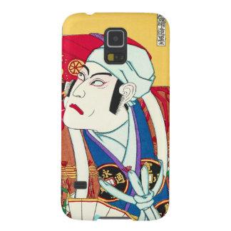 Ichikawa Danjuro - Actor Portrait utagawa kunisada Case For Galaxy S5