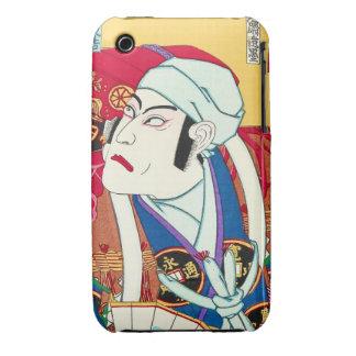 Ichikawa Danjuro - Actor Portrait utagawa kunisada Case-Mate iPhone 3 Case